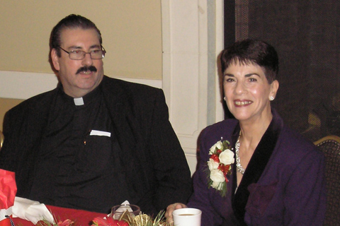 Pastor Andy and Joanne
